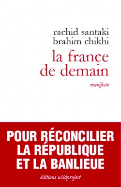 Jaquette France de demain, Editions Wildproject