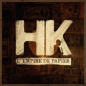 """L'empire de papier"", le nouvel album de HK, joliment engagé."