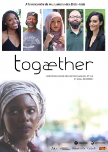 L'affiche du documentaire Togaether.